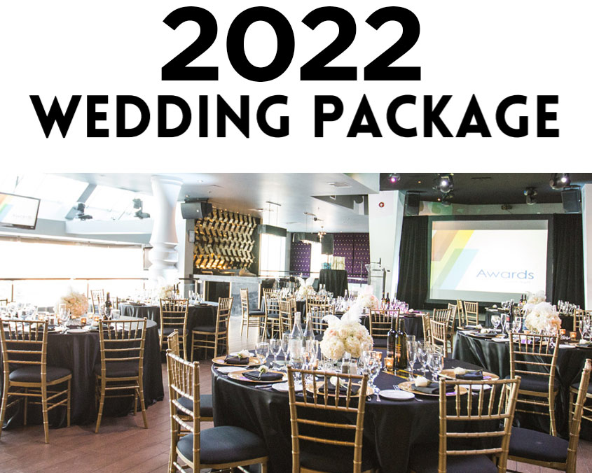 Intimate Exclusive Wedding Package 2021